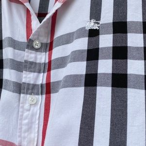 Authentic Men's Burberry shirt